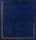 SAMOLEPÍCÍ album 100 stran -DRS50-vinyl modrý