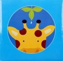 Album klasické dětské 100 stran - Jungle žirafa modrý