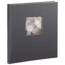 Klasické fotoalbum 50 strán Fina Art šedé