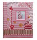 SAMOLEPIACE album 40 strán - Toddler ružový
