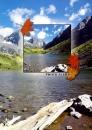 Minialbum 9x13 pre 36 fotiek   Nature view rôzne farby