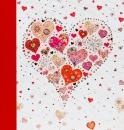 Klasické fotoalbum 60 stran  Big heart