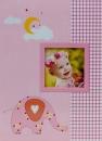 Album pre 200 fotiek 10x15 Moonlight ružové
