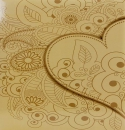 SAMOLEPIACE album 60 strán Honeymoon 2-L