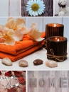 SAMOLEPIACE album 60 strán Home 1 sviečky