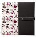 Fotoalbum 10x15 pro 500 fotek Stamp black