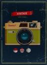 Fotoalbum 10x15 pro 300 fotografií Camera blue
