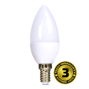 Solight LED žiarovka, sviečka, 4W, E14, 3000K, 310L WZ408
