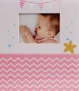Album detské 60 stran StarFish ružové