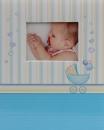 Album detské 40 strán Chart  modré