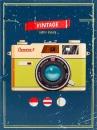 Mini album pre 100 fotiek 10x15 Camera 2 green