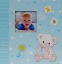 Album pre 200 fotiek 10x15 Twinkle modré