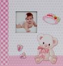 Album pre 200 fotiek 10x15 Twinkle ružový