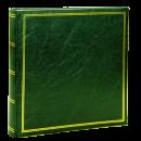 Klasické fotoalbum 100 strán zelené