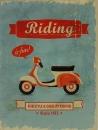 Mini album pre 100 fotiek 10x15 Ride moto
