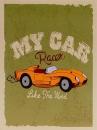 Mini album pre 100 fotiek 10x15 Ride auto