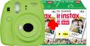 Fujifilm Instax Mini 9 - lime green + 10ks instantního materiálu