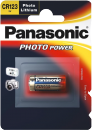 Baterie Panasonic CR-123A 1ks