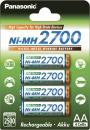 Baterie Panasonic AA 2700mAh 4ks