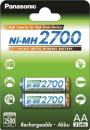 Baterie Panasonic AA 2700mAh 2ks