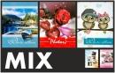 Mini album 10x15 pre 36 fotiek MIX