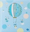Klasické fotoalbum 60 stran  Turnowsky Balloon modré