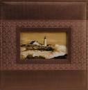 Fotoalbum 10x15 pro 500 fotek Fashion hnědý