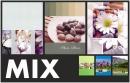 Mini album 10x15 pre 36 fotiek Trendy MIX