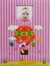SAMOLEPÍCÍ album 60 stran Float růžový
