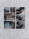 SAMOLEPIACE album 40 strán Self 1 šedé