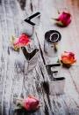 Fotoalbum 10x15 pre 200 fotiek Love 1 ruže