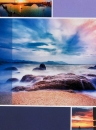 Mini album 10x15 pre 36 fotiek Timing modré