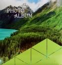 Fotoalbum 10x15 pro 500 fotek Balance zelené