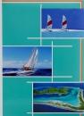 Fotoalbum 10x15 pro 300 fotografií Gleam modrý