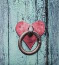 Klasické fotoalbum 100 strán Rustico Door Knocker