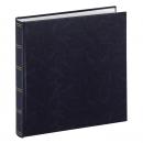 Klasické fotoalbum  100 stran Birmingham 30x30 modré