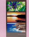Album  10x15 pro 304 fotek Plant růžový