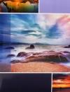 Fotoalbum 10x15 pre 200 fotiek Timing  fialový