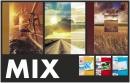 Mini album 9x13 pre 64 fotiek Spirit MIX