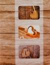 SAMOLEPÍCÍ album 40 stran Fame zlaté srdce
