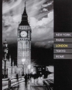 SAMOLEPIACE album 60 strán City London