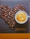 Mini album pro 100 fotek 10x15 Coffee 1