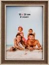 Fotorámček Malaga 10x15 hnedý