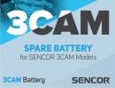 Sencor 3CAM BATTERY