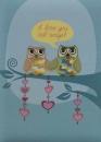 Fotoalbum 10x15 pre 200 fotiek Owl we need tyrkys