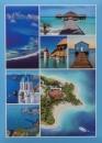 Fotoalbum 10x15 pre 200  fotiek Proteo modrý
