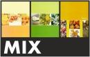 Minialbum 15x21 pro 36 fotek Pastel MIX
