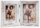 Fotorámček Narvik 2 melír 2x 13x18