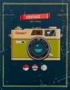 Album 10x15 pre 304 fotiek   Camera zelený