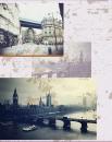 Fotoalbum 10x15 pre 500 fotiek Capitals 2 hnedý